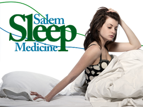 We treat insomnia and other sleep disorders